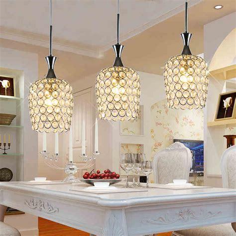 arana cristal lamparas colgantes de la lampara led