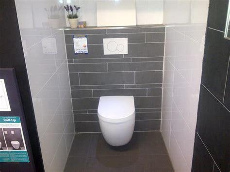 wc ombouw tegelen van staand toilet naar hangend toilet werkspot