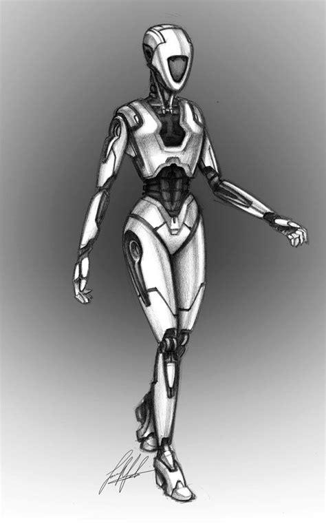 Image result for humanoid robot concept art | Robot design