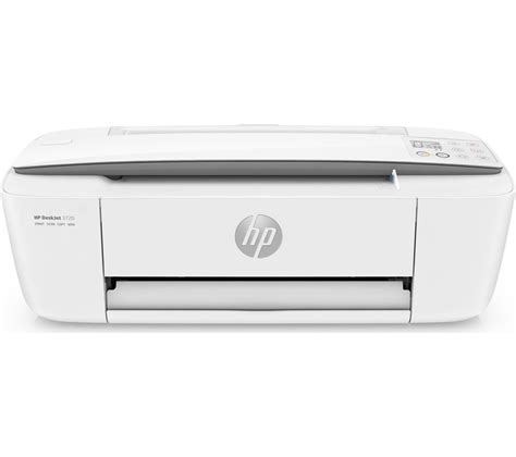 Printer Wifi buy hp deskjet 3720 all in one wireless inkjet printer free delivery currys