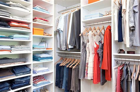 organizing a closet closet organization ideas for a functional uncluttered