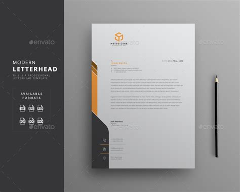 modern business letterhead template search results for free letterhead templates calendar 2015