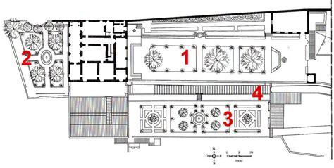 Cypress Floor Plan villa medici at fiesole florence guide