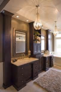 Dark Vanity Bathroom Ideas 25 best ideas about dark wood bathroom on pinterest