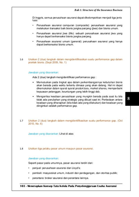 membuka usaha outsourcing lspp aamai 103 praktik bisnis dan keuangan asuransi