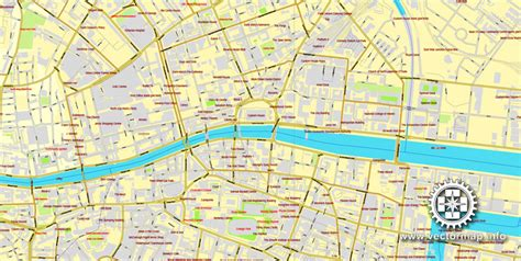 pdf maps dublin ireland printable vector city plan map v 2 editable adobe pdf
