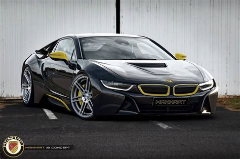 bmw supercar concept manhart racing bmw i8 concept rendered gtspirit