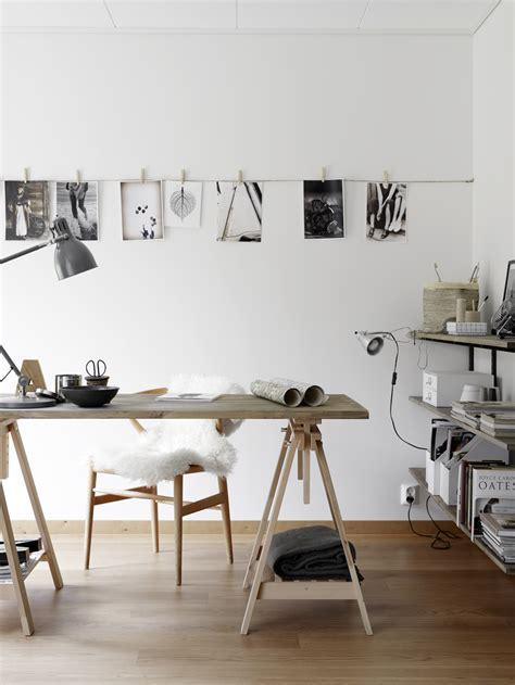 Buro Zelf Maken by Inspiratieboost Bureau Met Schragen Voor In De Home