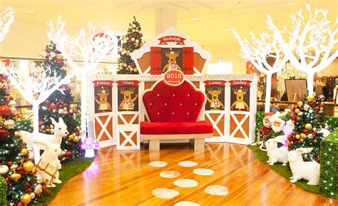leichhardt shopping centre christmas decorations