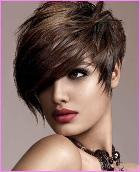 medium hairstyles heavy cute medium short haircuts for thick hair stylesstar com