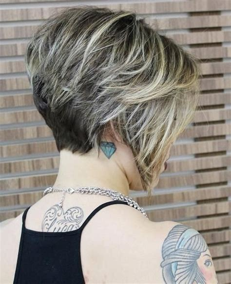 super short stacked hairstyles 20 sexy stacked haircuts for short hair you can easily