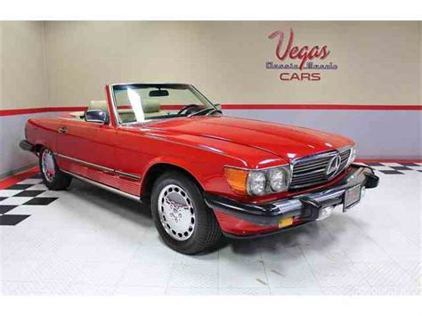 1987 mercedes 560sl for sale on classiccars 25