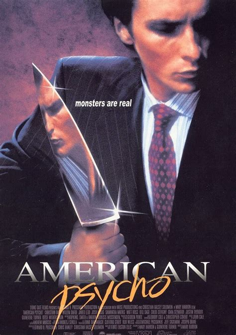 american psycho 20 things you never knew about american psycho beyond the box office zimbio