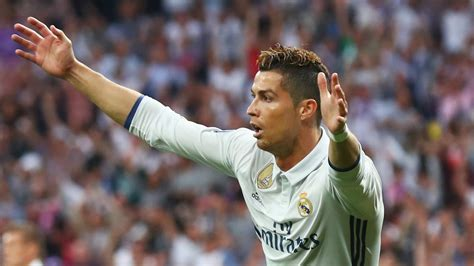 real madrid christiano ronaldo sets more records scores hat trick