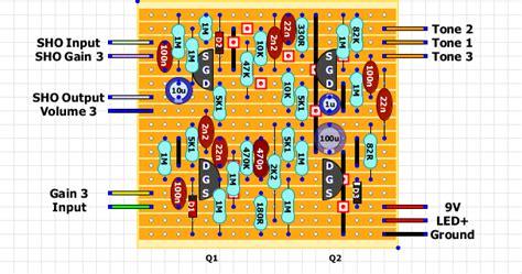 tutorial guitar fx box 2 8 guitar fx layouts zvex box of rock complete