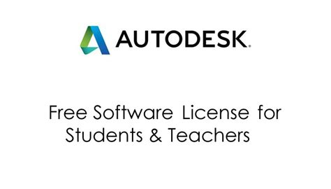 auto desk for students autodesk free software license for students teachers