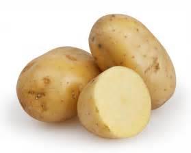 history of potatoes