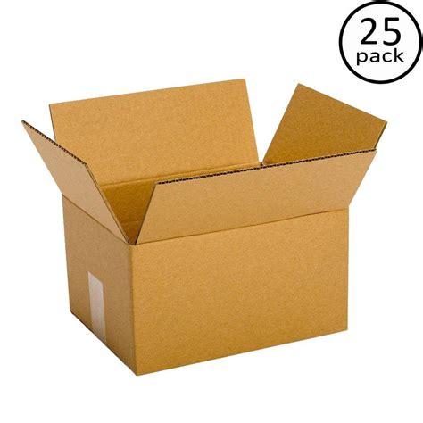 10 X 4 X 4 Box - plain brown box 11 1 4 in x 8 3 4 in x 2 3 4 in 25 box