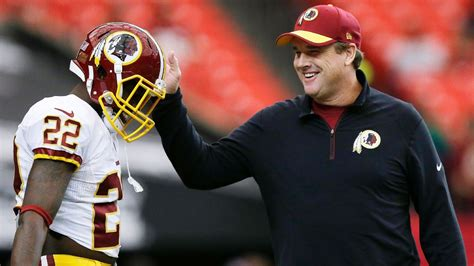 redskins couch washington redskins coach jay gruden proving himself with