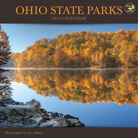 Columbus State Calendar 2014 Ohio State Parks Calendar