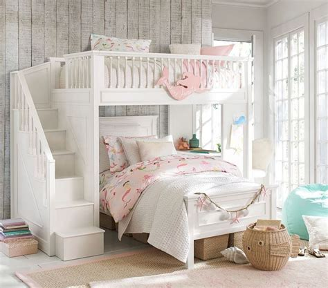 bunk beds for girls 263 best girls bedroom ideas images on pinterest bedroom