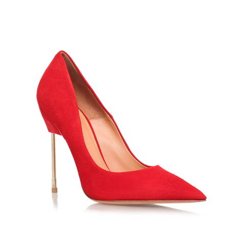 High Heel britton high heel court shoes by kurt geiger