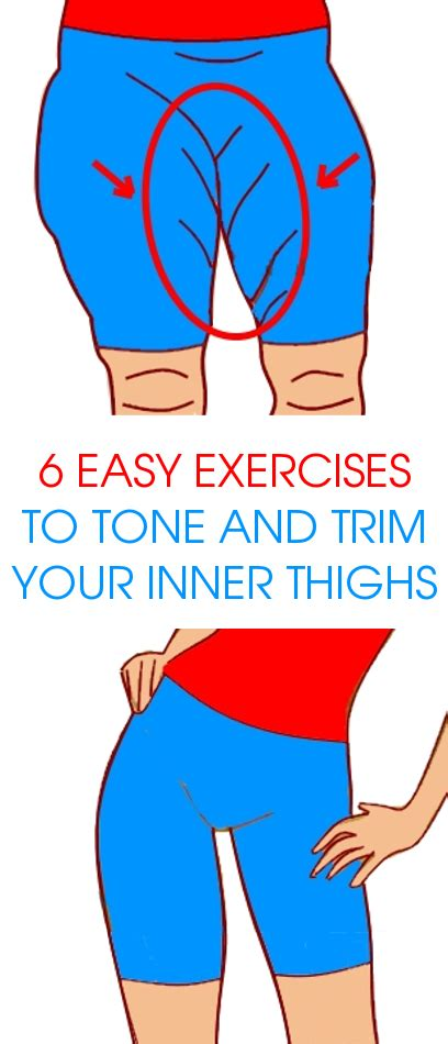 how to tone your at home 6 easy exercises to tone and trim your inner thighs