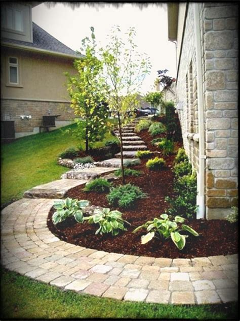Landscaping Design Ideas Pictures And Decor Inspiration by Image Of Small Front Yard Landscaping Ideas Low