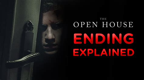 A Place Trailer Explained Spoilers The Open House Ending Explained Villain Analysis