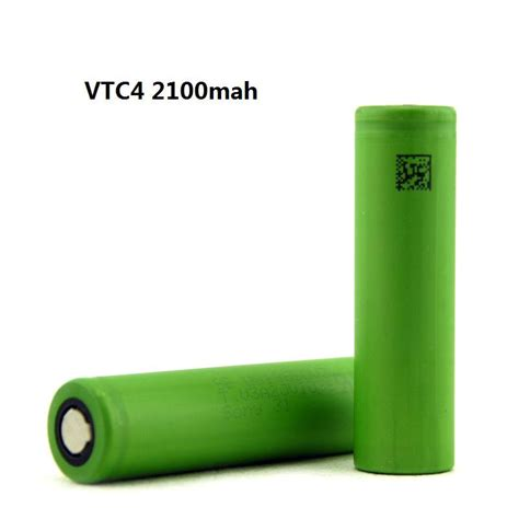 Sony Vtc4 2100mah 30a Authentic 100 authentic 18650 vtc5 vtc4 30a 2600mah 2100mah