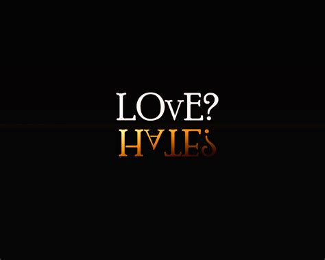 hate love hd wallpapers gallery