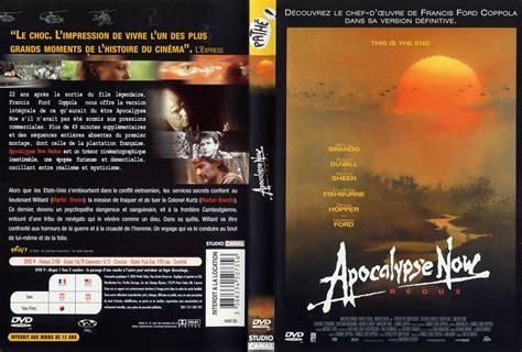 jaquette dvd de apocalypse now redux cin 233 ma