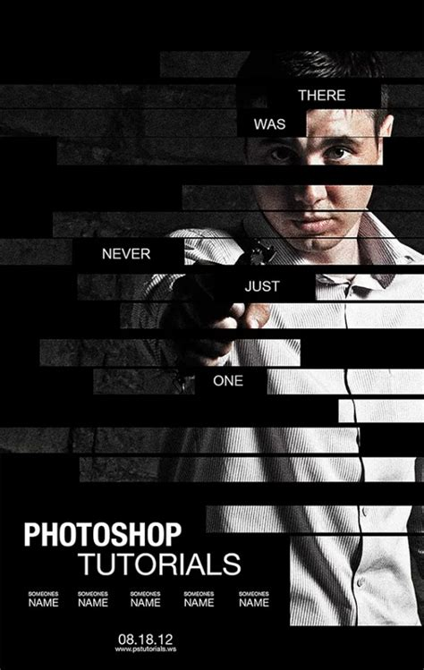 tutorial photoshop poster poster design 35 photoshop tutorials for designing your