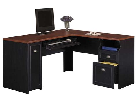 Home Office Furniture Desk Bush Desk Furniture For Home Office