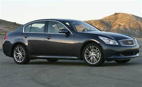 2008 infinity g35x car and driver