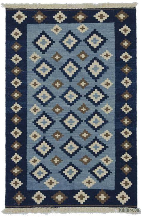 blue kilim rug k0005545 blue light blue new turkish kilim rug