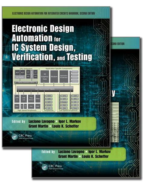 integrated circuits handbook electronic design automation for integrated circuits handbook second edition two volume set