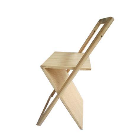 chaise bambou chaise pliable en bambou le deco tendency