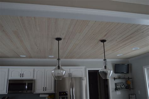 Shiplap Boards For Ceiling Shiplap Ceiling Diy Crafty Chic
