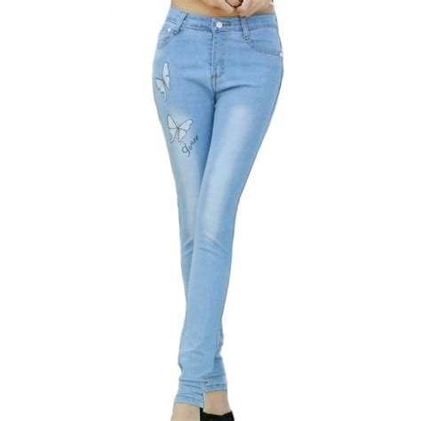 jeans pattern ladies 2015 women jeans casual summer style women clothing