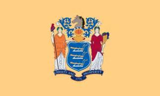 new jersey state colors new jersey state flag coloring pages usa for