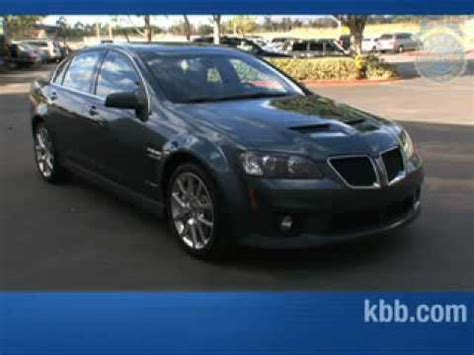 blue book value used cars 2008 pontiac g8 spare parts catalogs 2009 pontiac g8 gxp interview kelley blue book youtube