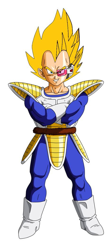 Styling Saiyan Vegeta saiyan vegeta saiyan saga by qbbaby on deviantart