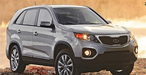Kia Sorento Transmission Recall Kia Recalls More Than 419000 Sorento Suvs To Fix Shift
