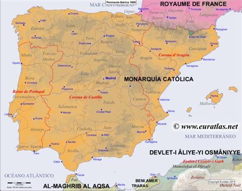 map of iberian peninsula euratlas periodis web map of the iberian peninsula in 1600