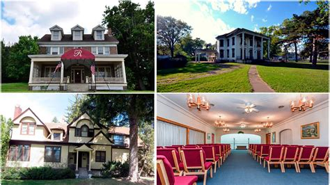 back from the dead 7 funeral homes for sale