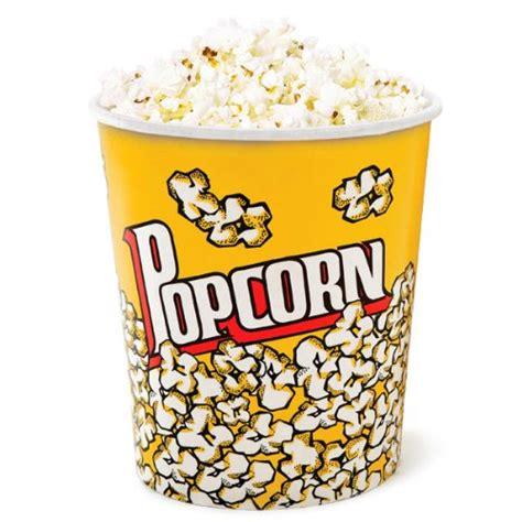 bicchieri per pop corn drinkstuff set 2 bicchieri da pop corn 1 grande e 1