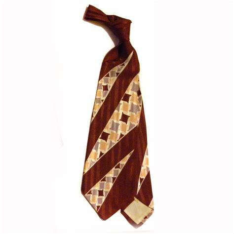 vintage s 40s tie necktie 4 1 4 quot wide from