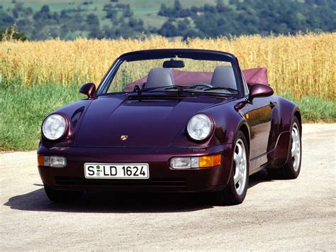 porsche 964 cabriolet porsche 911 carrera 2 cabriolet turbolook 964 1992 93