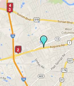 west columbia map west columbia sc hotels motels see all discounts